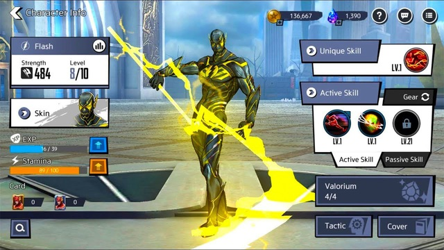 Top 10 tựa game về Marvel - DC hay nhất trên mobile, bạn đã thử qua chưa? (P. 2) - Ảnh 7.