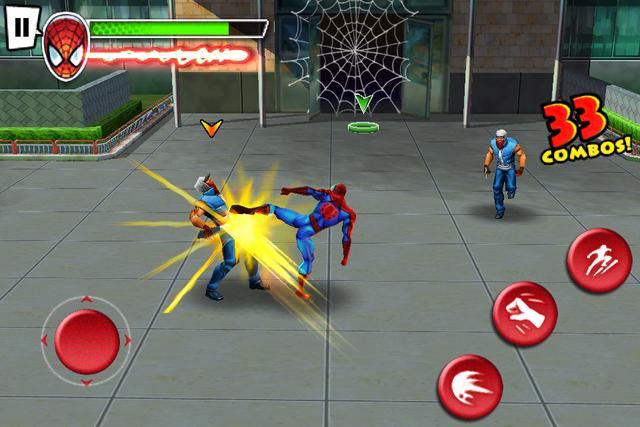 Top 10 tựa game về Marvel - DC hay nhất trên mobile, bạn đã thử qua chưa? (P. 2) - Ảnh 1.