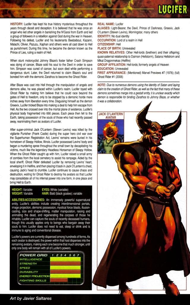 Top 10 con quỷ hùng mạnh trong vũ trụ Marvel (P. 2) - Ảnh 8.