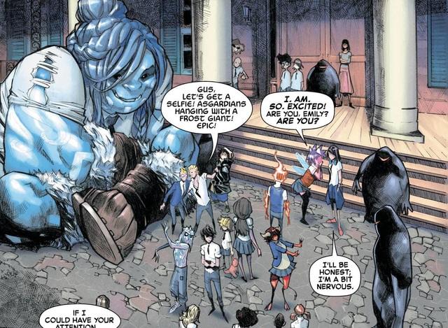 Thật không thể tin nổi, Dr. Strange sẽ trở thành... Hiệu trưởng của trường Hogwarts? - Ảnh 3.