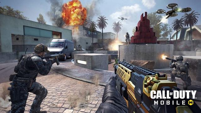 Đánh bại mọi đối thủ, Call of Duty Mobile trở thành game di động hay nhất thế giới năm 2019 - Ảnh 1.