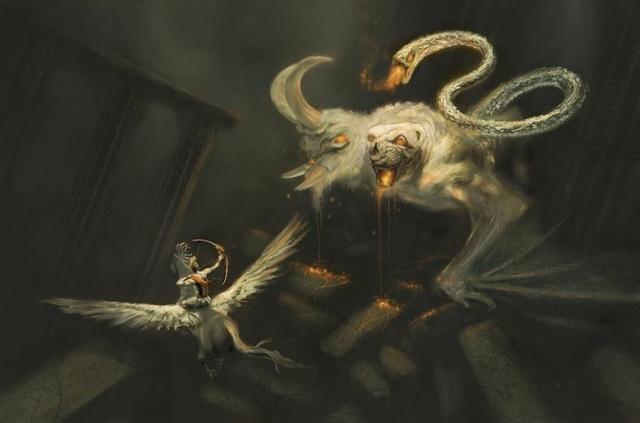 Ngoài Tử Xà, những sinh vật huyền bí nào trong Harry Potter là đáng sợ nhất? (P. 1) - Ảnh 2.