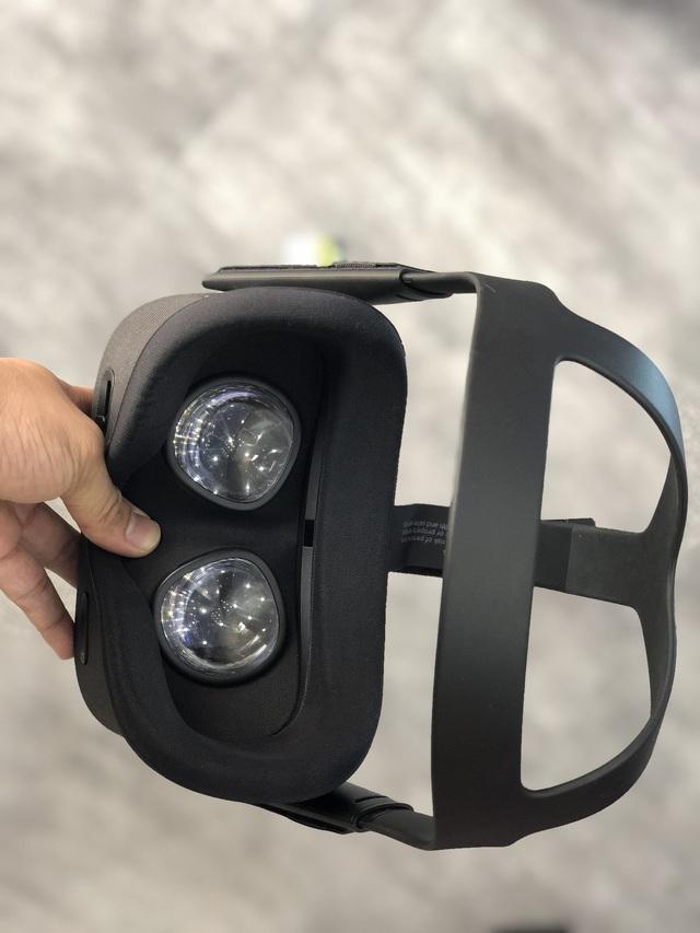 Oculus Quest: VR lại tiến thêm một bước dài nữa để trở thành thiết bị giải trí thế hệ mới. - Ảnh 3.