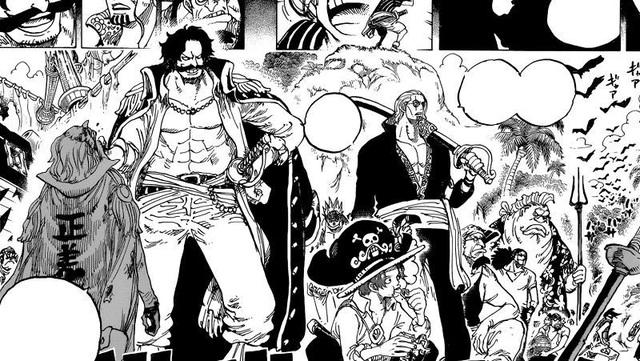 One Piece 965: Các loài động vật đều hoảng loạn có phải do sức mạnh kinh khủng của Roger? - Ảnh 2.
