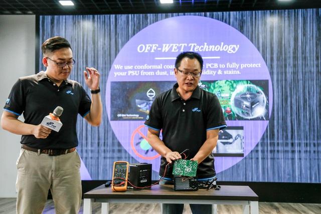 FSP giới thiệu bộ nguồn chống ẩm siêu cao cấp bảo hành 10 năm và bộ case 2 trong 1 cực xịn xò tại Việt Nam - Ảnh 4.