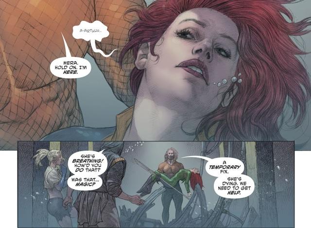 Có thể bạn chưa biết: Siêu anh hùng Aquaman thực ra có thể bay? - Ảnh 6.