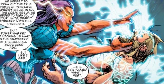 Có thể bạn chưa biết: Siêu anh hùng Aquaman thực ra có thể bay? - Ảnh 8.