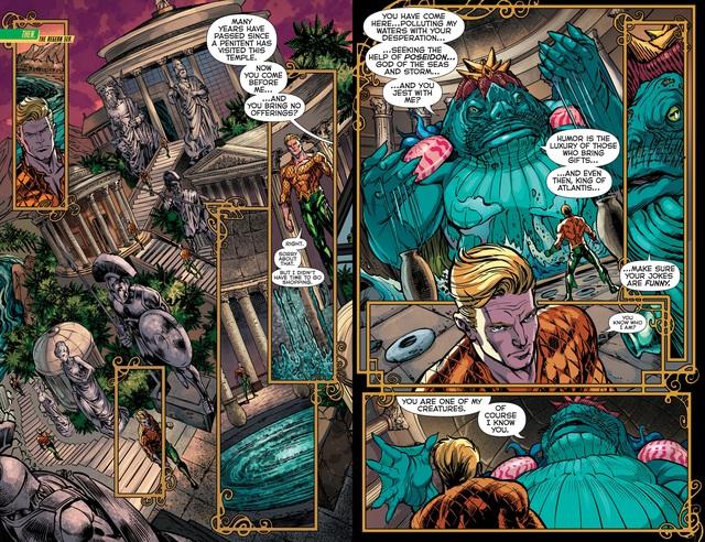 Có thể bạn chưa biết: Siêu anh hùng Aquaman thực ra có thể bay? - Ảnh 3.