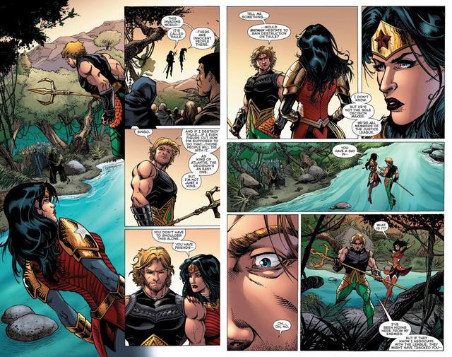 Có thể bạn chưa biết: Siêu anh hùng Aquaman thực ra có thể bay? - Ảnh 5.