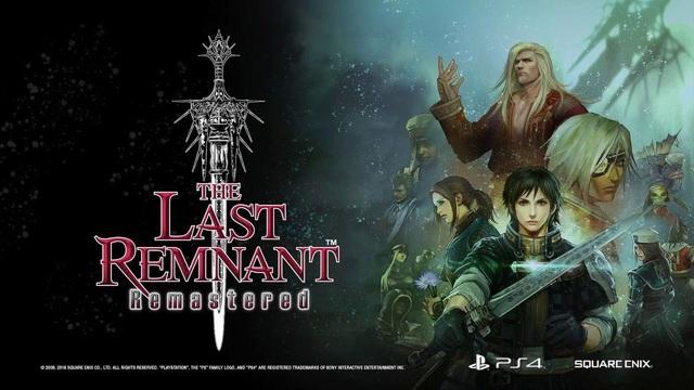Siêu phẩm JRPG The Last Remnant Remastered đổ bộ lên mobile với dung lượng gây sốc lên tới 8,5GB - Ảnh 1.