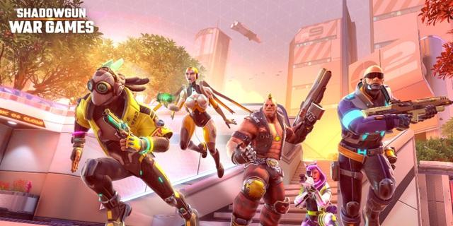 Shadowgun War Games - Game mobile bắn súng siêu phẩm đang gây sốt trên toàn thế giới - Ảnh 1.