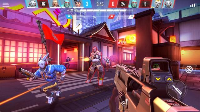 Shadowgun War Games - Game mobile bắn súng siêu phẩm đang gây sốt trên toàn thế giới - Ảnh 2.