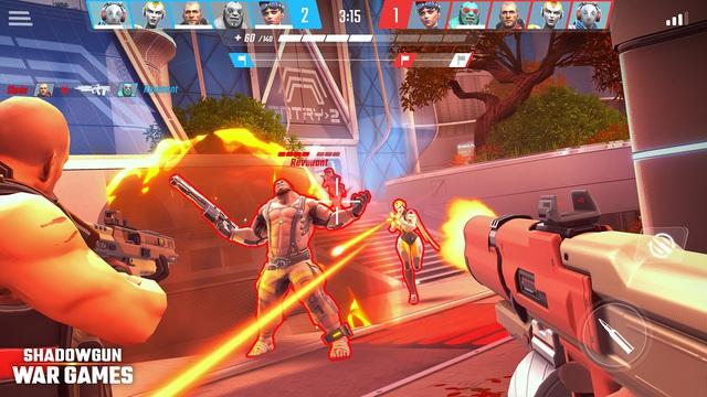 Shadowgun War Games - Game mobile bắn súng siêu phẩm đang gây sốt trên toàn thế giới - Ảnh 4.