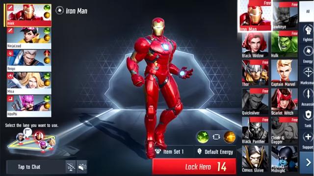 MARVEL Super War cà khịa Liên Quân Mobile cực gắt: Game công bằng mà không cần ngọc - Ảnh 10.
