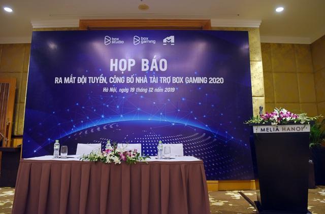 Box Gaming chính thức ra ở riêng, công bố nhà tài trợ khủng là NSX gameshow Running Man phiên bản Việt - Ảnh 1.