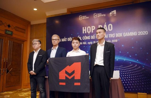 Box Gaming chính thức ra ở riêng, công bố nhà tài trợ khủng là NSX gameshow Running Man phiên bản Việt - Ảnh 4.