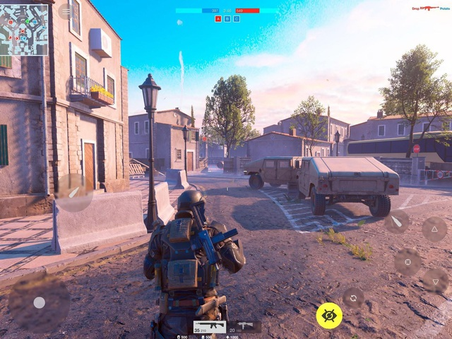 Battle Prime - Game mobile đồ họa đỉnh nhất nhì thế giới đã chính thức phát hành - Ảnh 4.