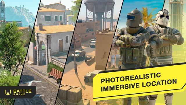Battle Prime - Game mobile đồ họa đỉnh nhất nhì thế giới đã chính thức phát hành - Ảnh 6.