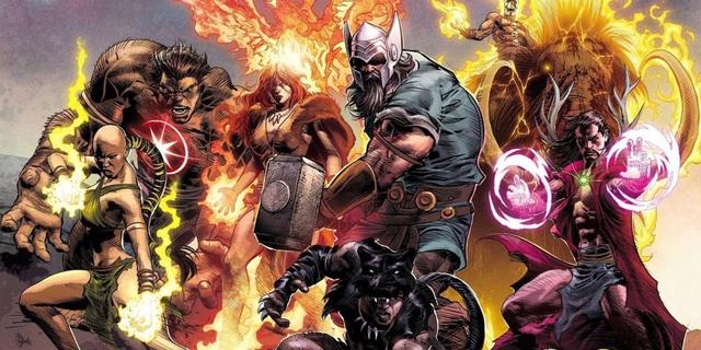 Có thể bạn chưa biết: Khủng long bạo chúa chính là... siêu anh hùng đầu tiên của vũ trụ Marvel - Ảnh 6.