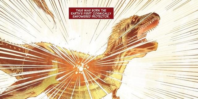 Có thể bạn chưa biết: Khủng long bạo chúa chính là... siêu anh hùng đầu tiên của vũ trụ Marvel - Ảnh 3.