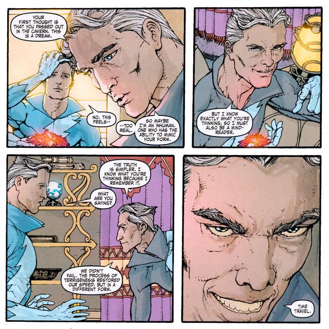 Tin được không: Quicksilver từng sở hữu năng lực du hành thời gian như Flash vậy - Ảnh 10.