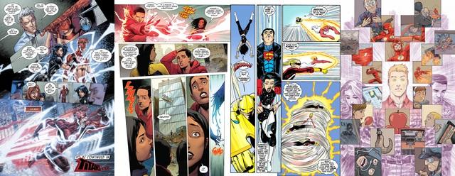 Tin được không: Quicksilver từng sở hữu năng lực du hành thời gian như Flash vậy - Ảnh 2.