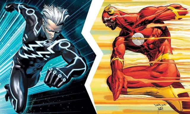 Tin được không: Quicksilver từng sở hữu năng lực du hành thời gian như Flash vậy - Ảnh 1.