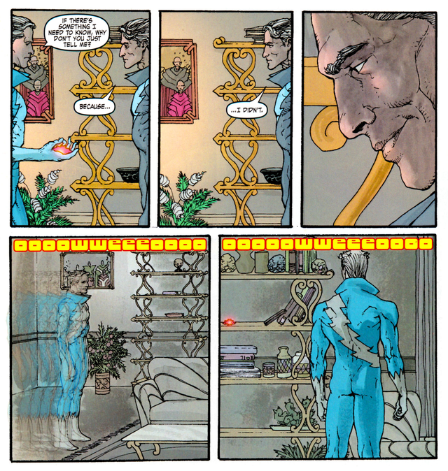 Tin được không: Quicksilver từng sở hữu năng lực du hành thời gian như Flash vậy - Ảnh 8.