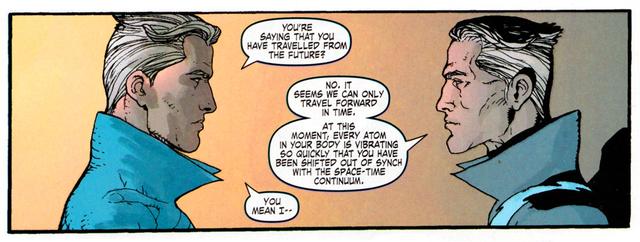 Tin được không: Quicksilver từng sở hữu năng lực du hành thời gian như Flash vậy - Ảnh 5.