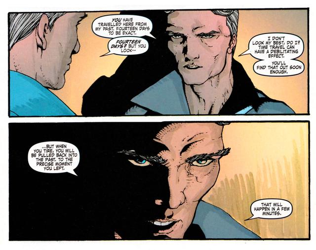 Tin được không: Quicksilver từng sở hữu năng lực du hành thời gian như Flash vậy - Ảnh 9.