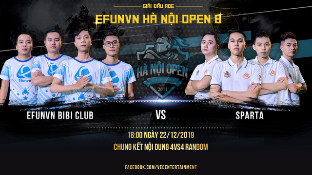 Chim Sẻ Đi Nắng thể hiện sức mạnh áp đảo tại vòng bảng EFUNVN Hà Nội Open 8 Championship - Ảnh 2.