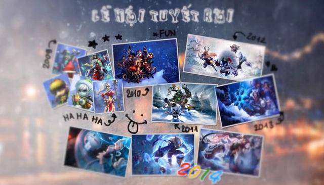 Game thủ LMHT có thể đăng nhập và điểm danh nhận quà Giáng Sinh ngay hôm hay - Ảnh 3.