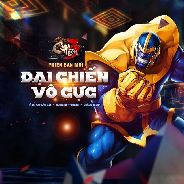 Cửu Thiên 3 tiếp tục khẳng định sức sống webgame tại thị trường Việt Nam - Ảnh 1.