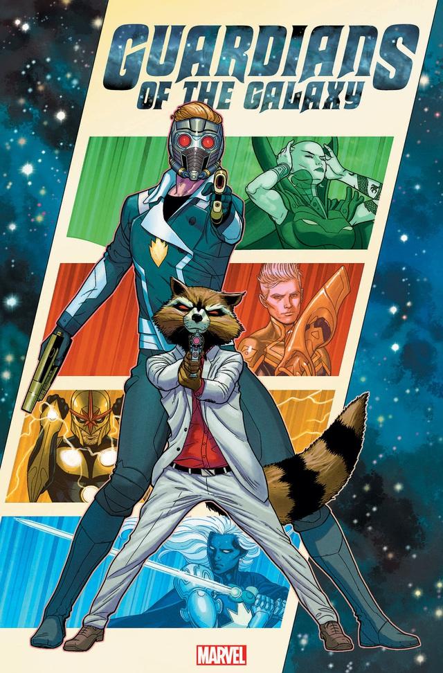Marvel sẽ ra mắt biệt đội Guardians of the Galaxy thứ 2 của Gamora trong năm sau - Ảnh 1.