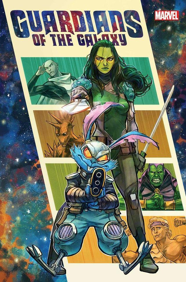 Marvel sẽ ra mắt biệt đội Guardians of the Galaxy thứ 2 của Gamora trong năm sau - Ảnh 3.