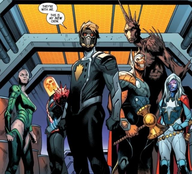 Marvel sẽ ra mắt biệt đội Guardians of the Galaxy thứ 2 của Gamora trong năm sau - Ảnh 2.