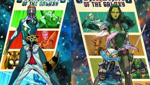 Marvel sẽ ra mắt biệt đội Guardians of the Galaxy thứ 2 của Gamora trong năm sau - Ảnh 6.