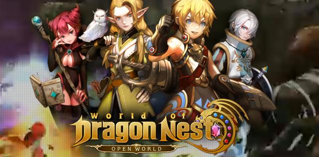 Siêu phẩm chặt chém World of Dragon Nest đã cho phép game thủ ĐNÁ đăng ký trước - Ảnh 1.