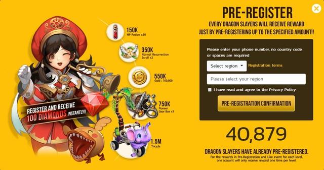 Siêu phẩm chặt chém World of Dragon Nest đã cho phép game thủ ĐNÁ đăng ký trước - Ảnh 2.