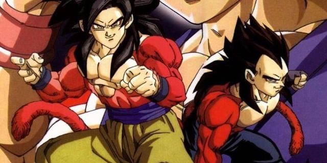 Dragon Ball: So sánh sức mạnh của Goku khi ở trạng thái Super Saiyan God và Super Saiyan 4 - Ảnh 2.