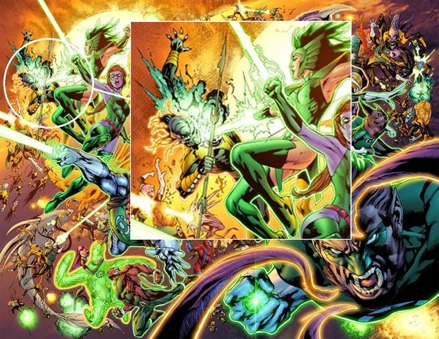 Harry Potter, Vegeta và những nhân vật nổi tiếng từng xuất hiện trong vũ trụ Marvel và DC - Ảnh 11.