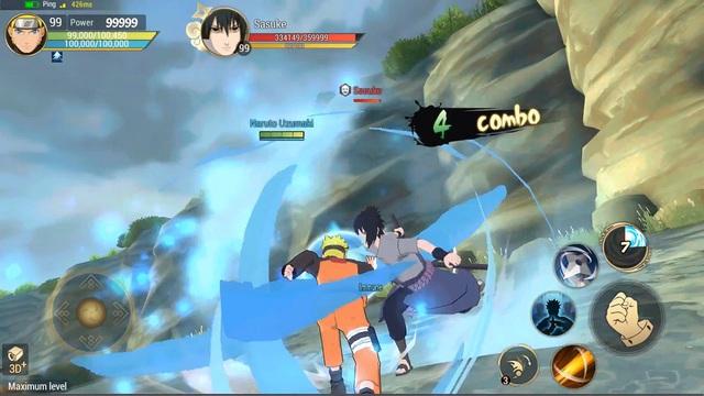 Tuyệt phẩm nhập vai thế giới mở Naruto: Slugfest công bố ngày mở cửa thử nghiệm - Ảnh 2.