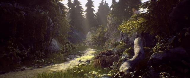 LMHT: Summoner's Rift phiên bản chân thực tới từng cành cây cọng cỏ như các phim điện ảnh bom tấn - Ảnh 4.