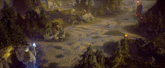 LMHT: Summoner's Rift phiên bản chân thực tới từng cành cây cọng cỏ như các phim điện ảnh bom tấn - Ảnh 5.