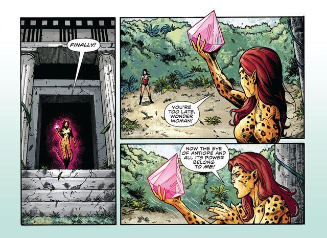 Bí ẩn siêu cấp vũ trụ: Tại sao tộc người Amazon của Wonder Woman lại bất tử? - Ảnh 1.