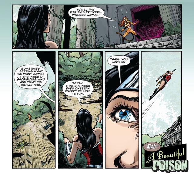 Bí ẩn siêu cấp vũ trụ: Tại sao tộc người Amazon của Wonder Woman lại bất tử? - Ảnh 6.