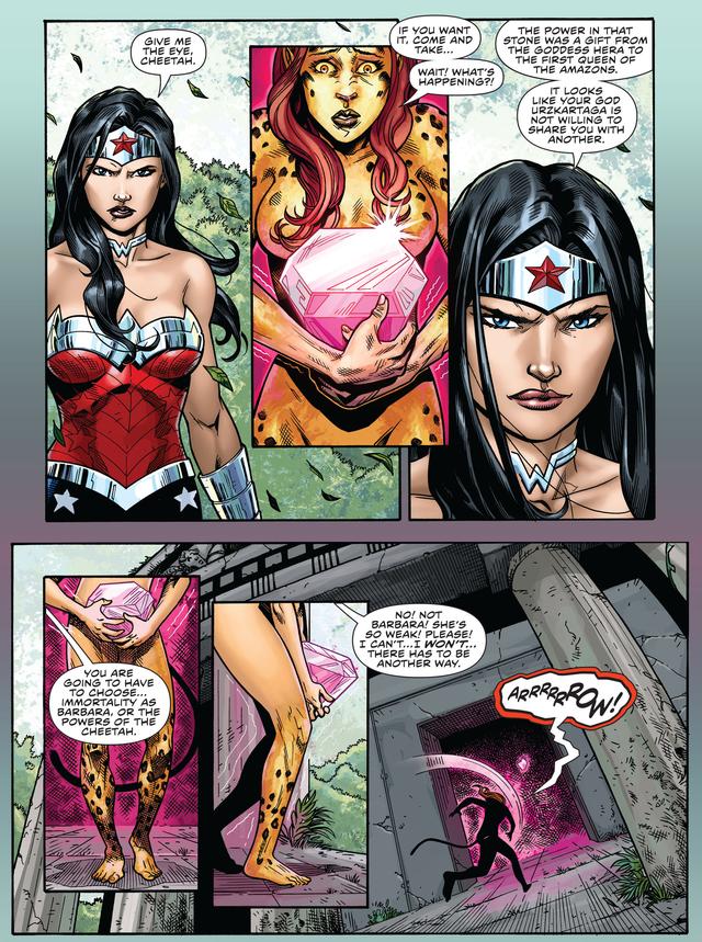 Bí ẩn siêu cấp vũ trụ: Tại sao tộc người Amazon của Wonder Woman lại bất tử? - Ảnh 5.