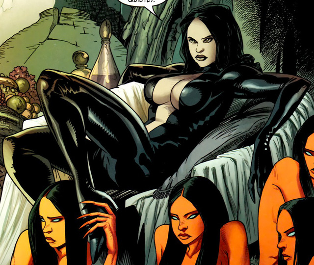 Top 10 con quỷ hùng mạnh trong vũ trụ Marvel (P. 1) - Ảnh 2.