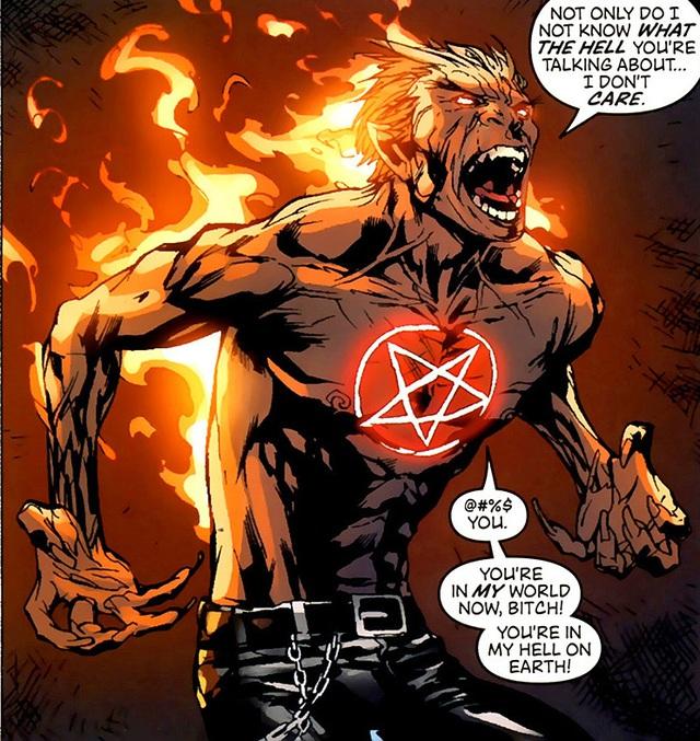Top 10 con quỷ hùng mạnh trong vũ trụ Marvel (P. 1) - Ảnh 8.