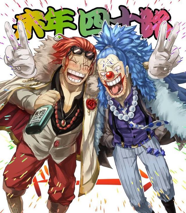 One Piece: Hóa ra Shanks và Buggy cũng đã từng có 1 thời mặn nồng, sẵn sàng hy sinh vì nhau - Ảnh 13.